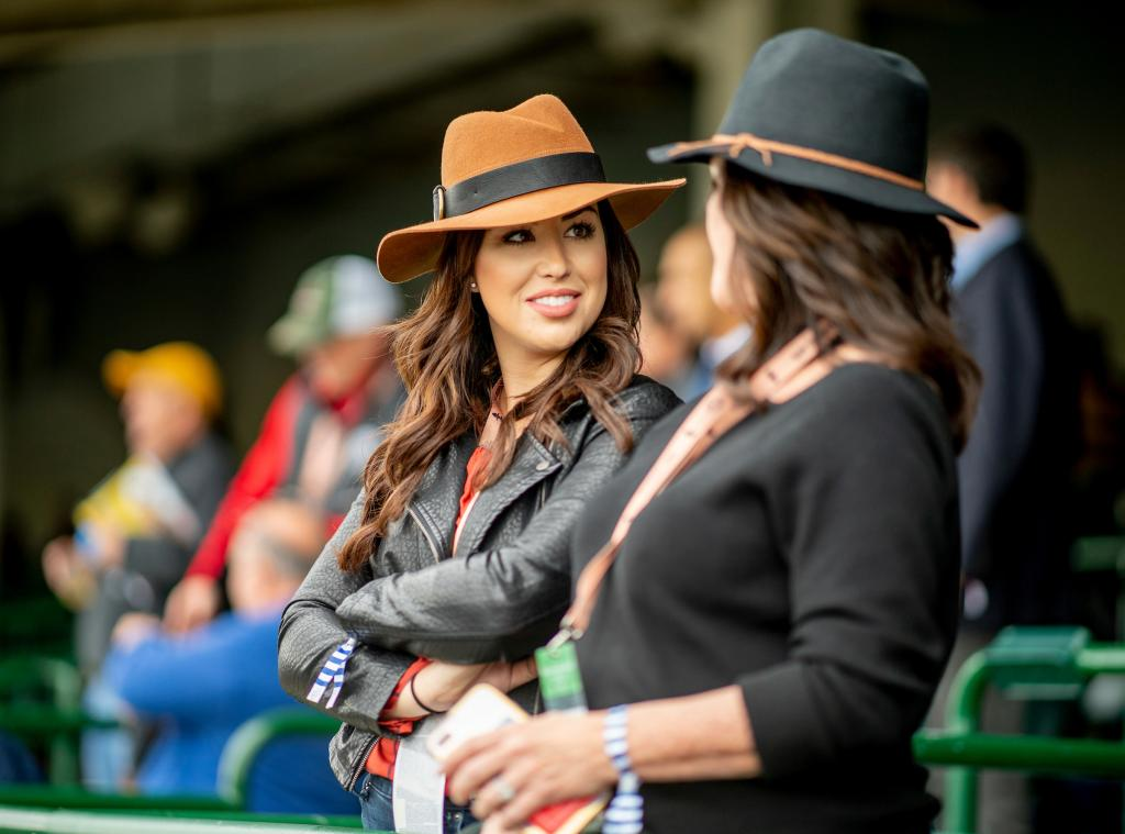 Scenes from the Breeders' Cup World Championships. (Eclipse Sportswire)