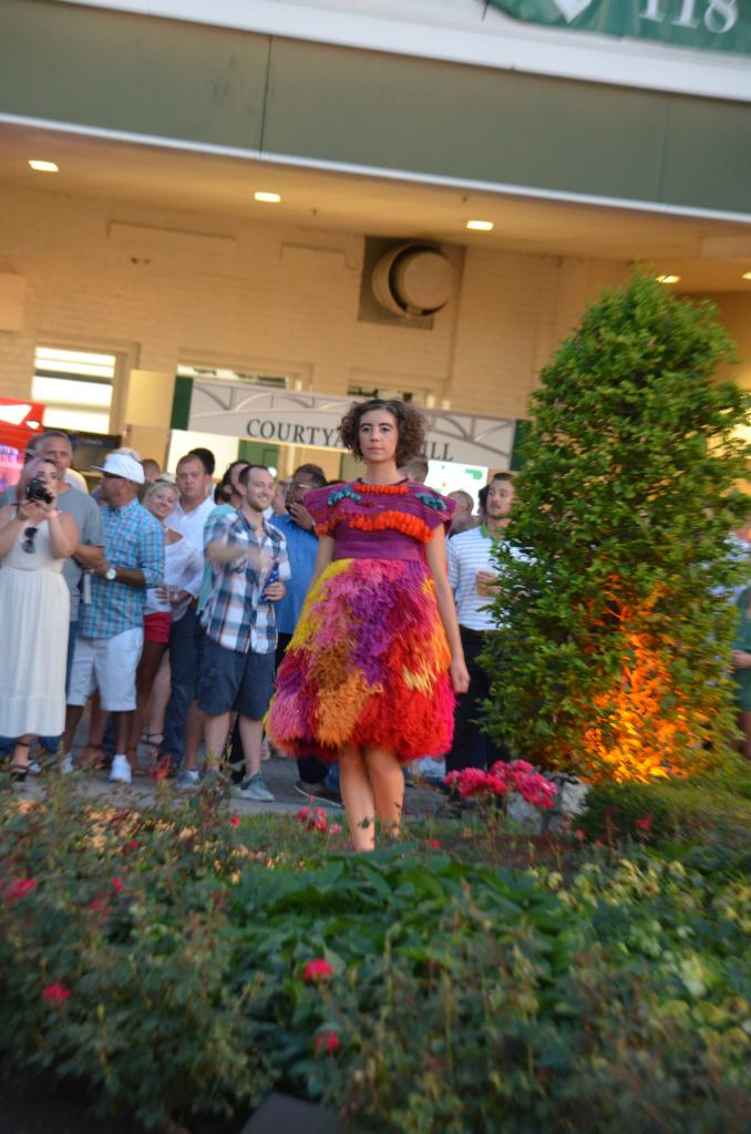 There was everything from the extremely colorful … (Melissa Bauer-Herzog/America's Best Racing)