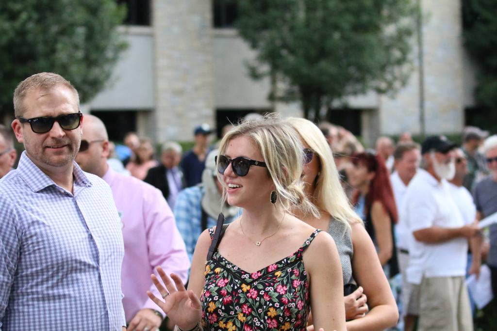 Images from opening day of Keeneland's 82nd fall meet. (Penelope P. Miller/America's Best Racing)