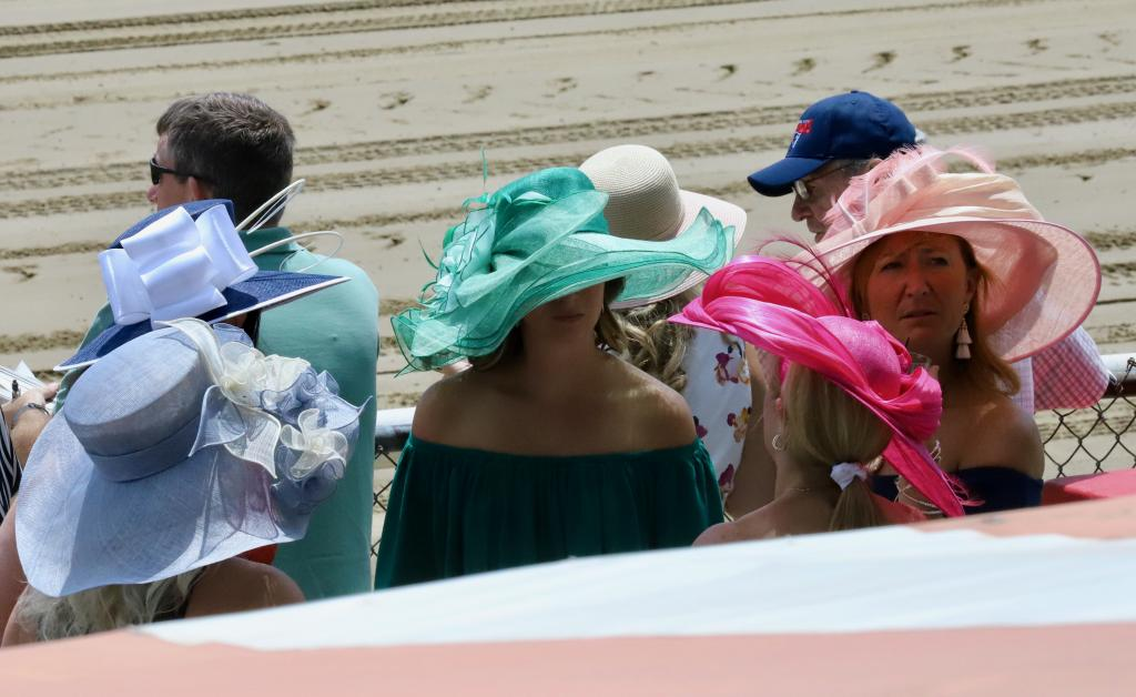 The 2019 Saratoga race meet began July 11. Opening weekend at the Spa is a can't-miss racing experience. (Penelope P. Miller/America's Best Racing)