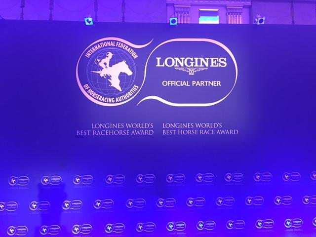 Celebrating Longines World S Best Racehorse With Laflin