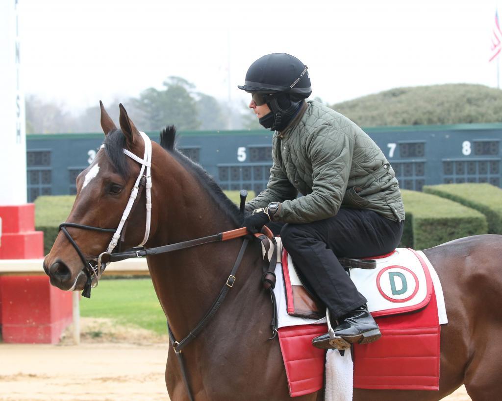 2020 Kentucky Jockey Club Stakes winner Keepmeinmind.