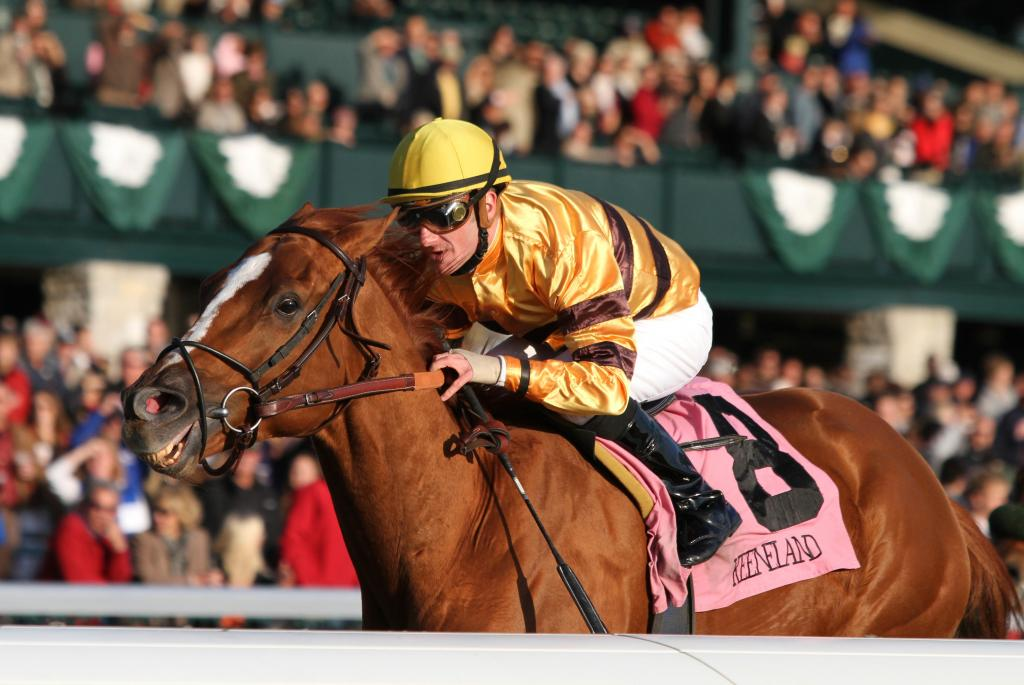 Wise Dan wins the 2011 Fayette Stakes at Keeneland. (Eclipse Sportswire)