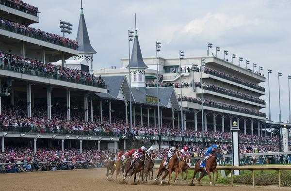 Napravnik Guides Untapable To Dominant Oaks Victory