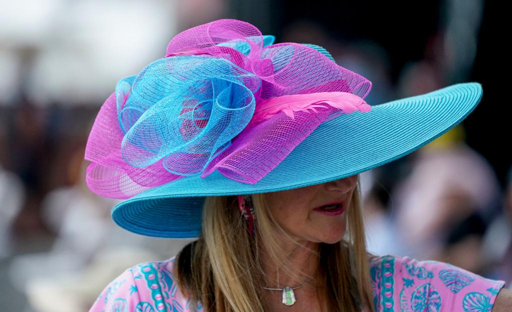 Scenes from the 2021 Preakness Stakes May 15 at Pimlico Race Course. (Eclipse Sportswire)