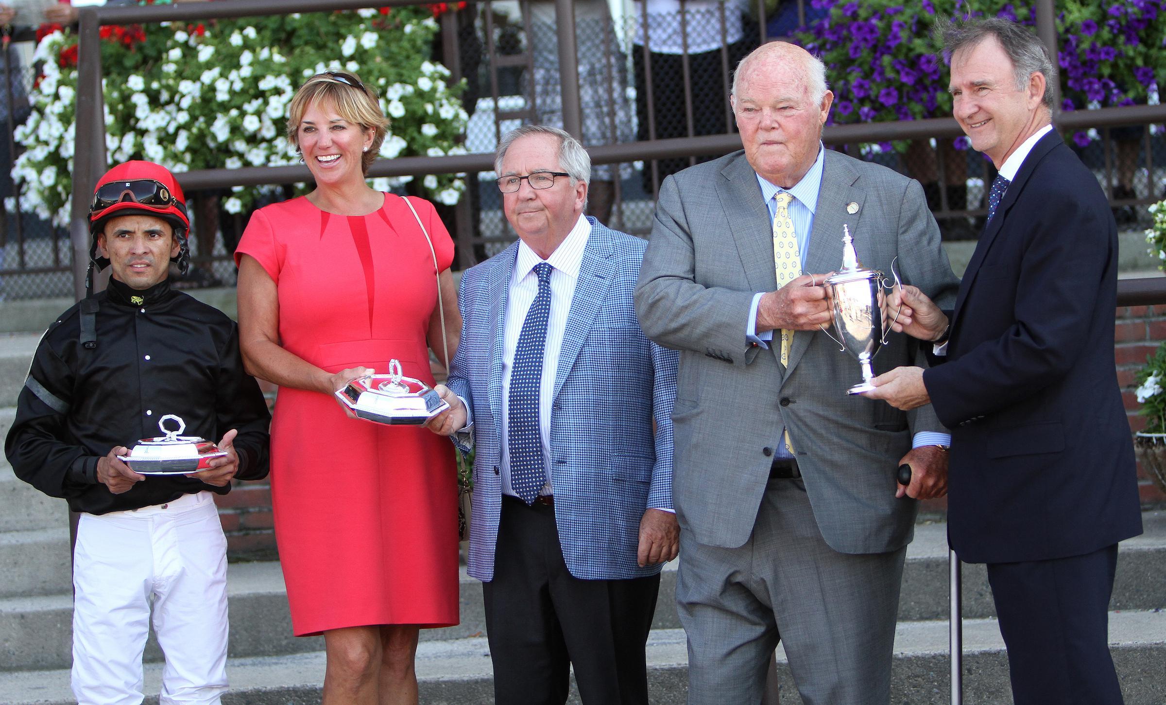 Phipps Gaines Winn Honored As 2017 Pillars Of The Turf