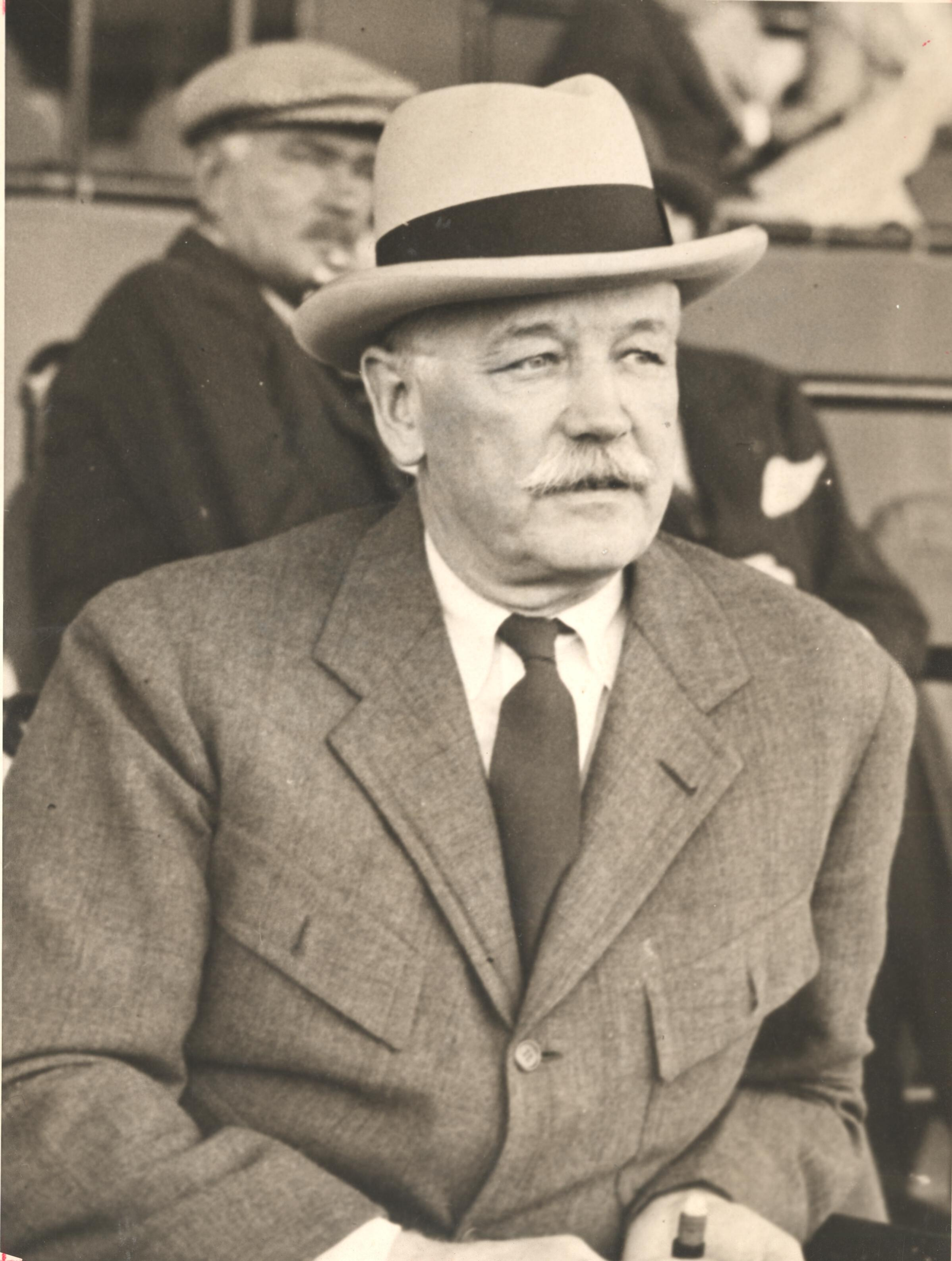 What S In A Race Name William Woodward And Belair Stud