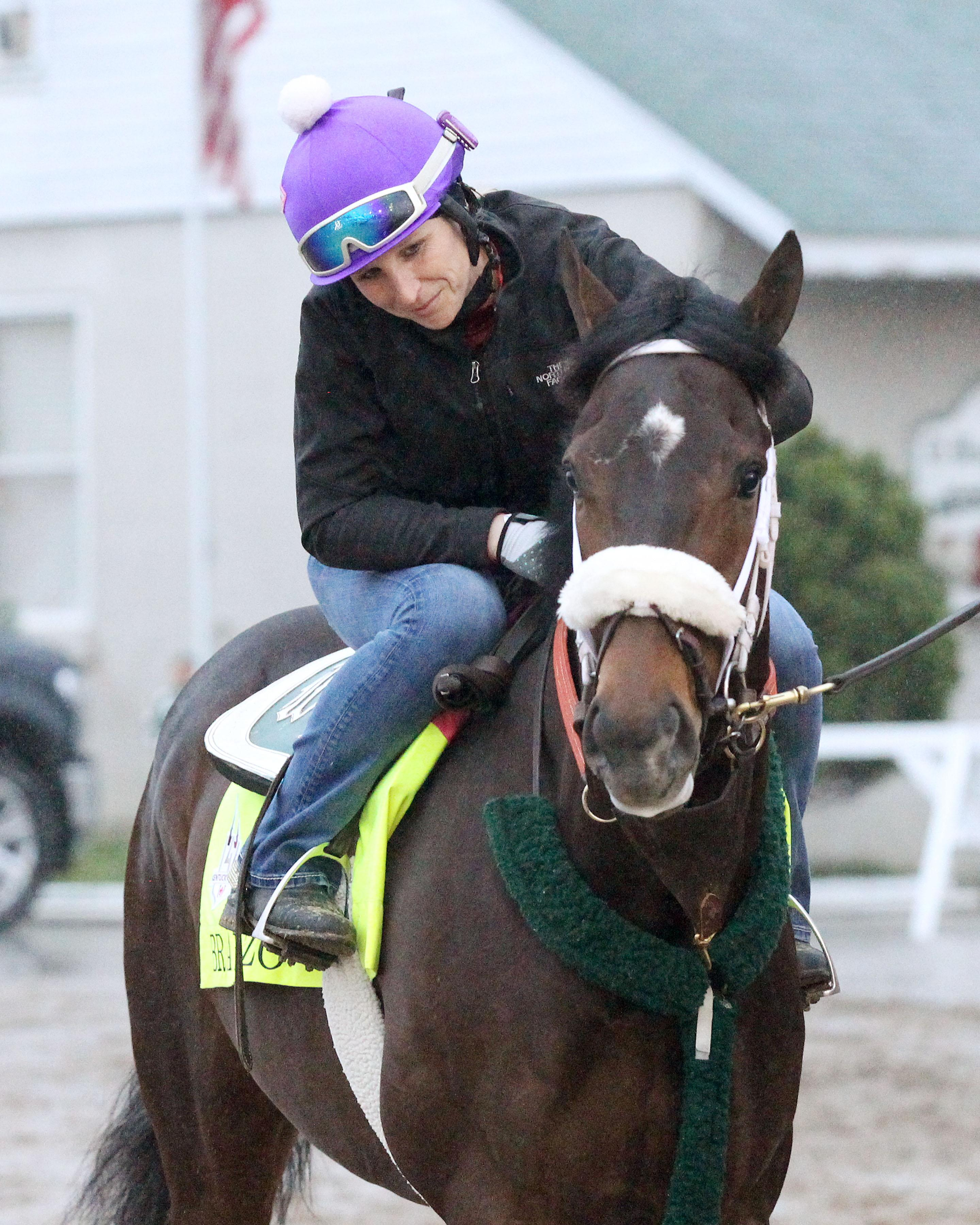 Bravazo D. Wayne Lukas Churchill Downs Kentucky Derby