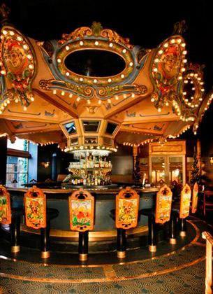 Hotel Monteleone's Carousel Bar