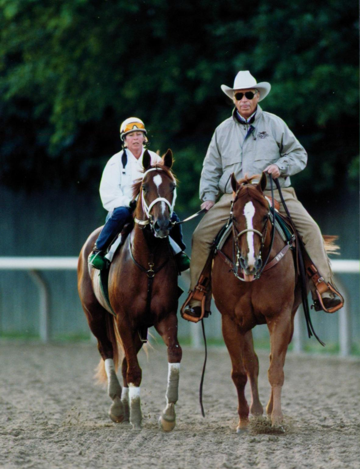 Charismatic and D. Wayne Lukas