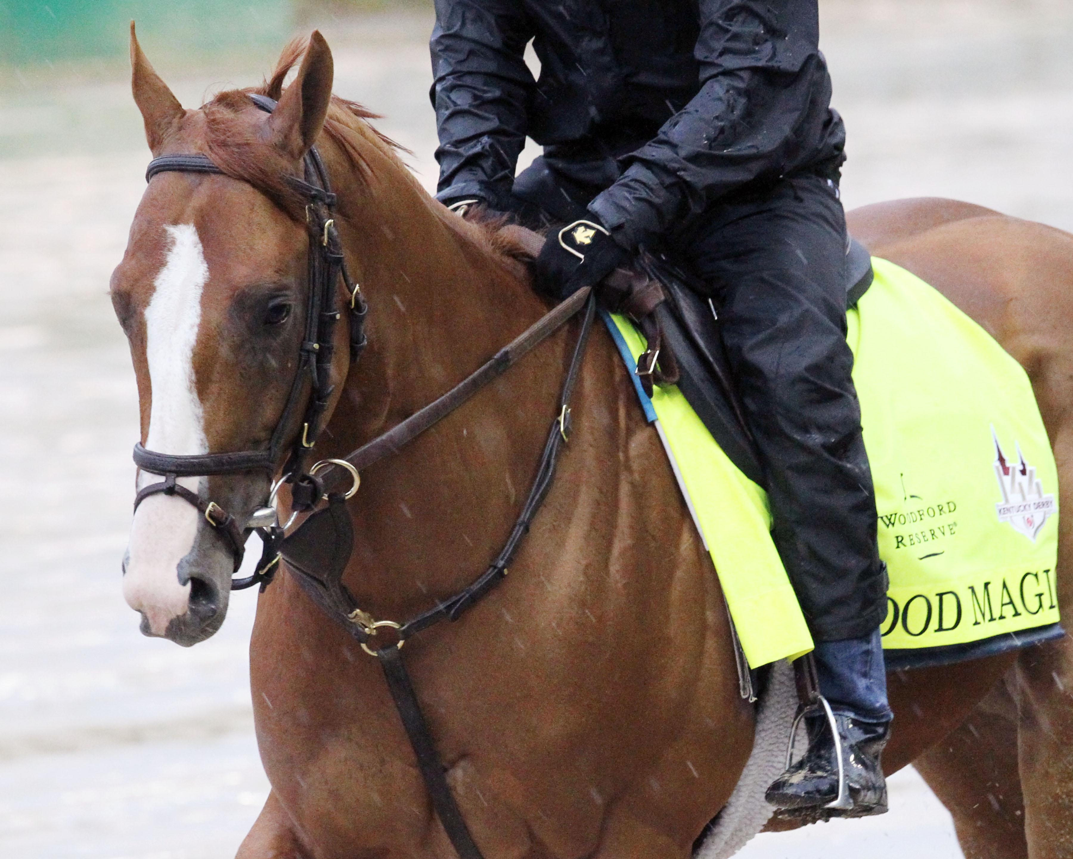 Good Magic Chad Brown Kentucky Derby