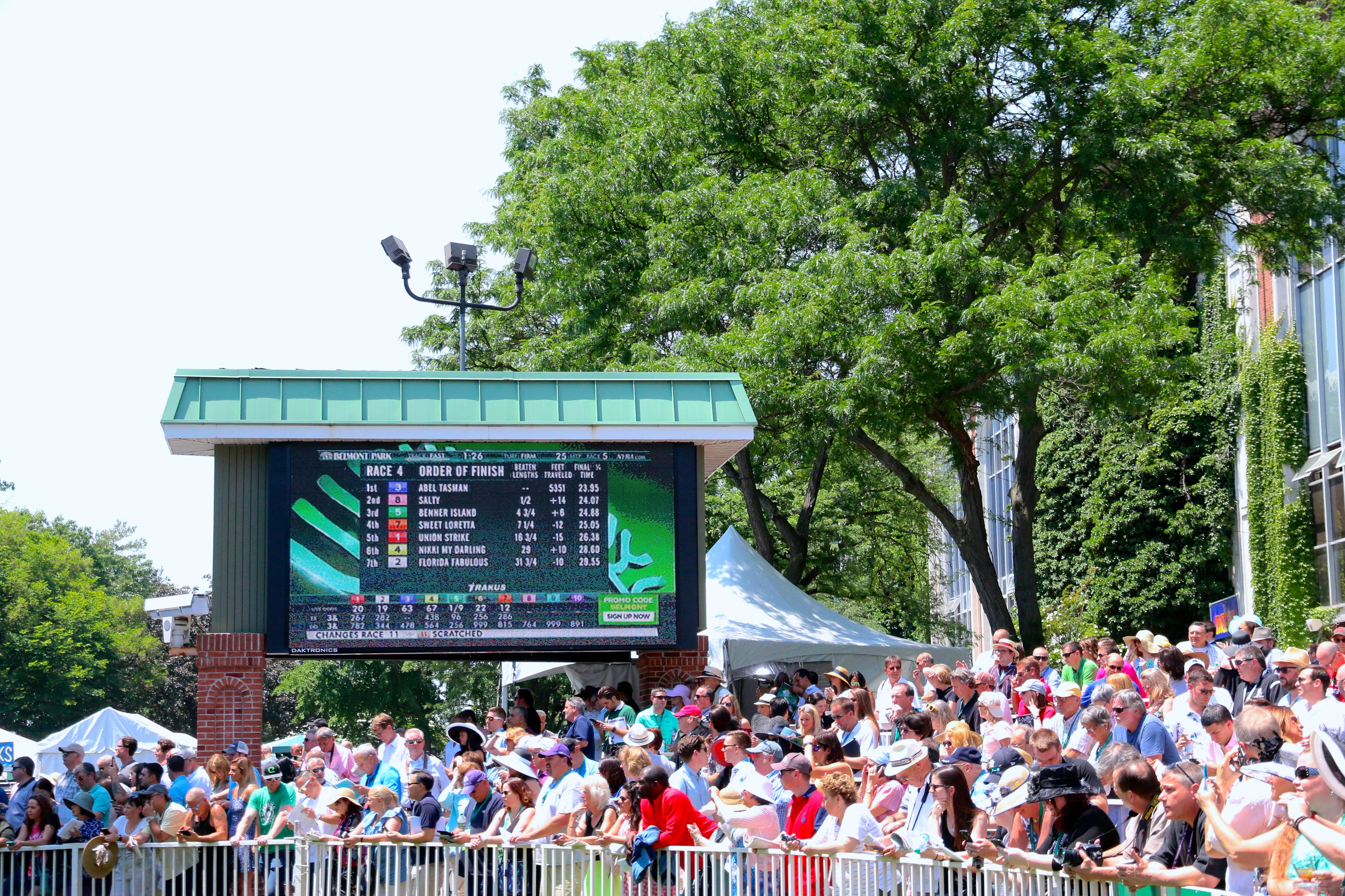 How To Make The Most Of Belmont Stakes General Admission