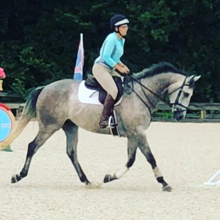 Morris aboard OTTB Persisted