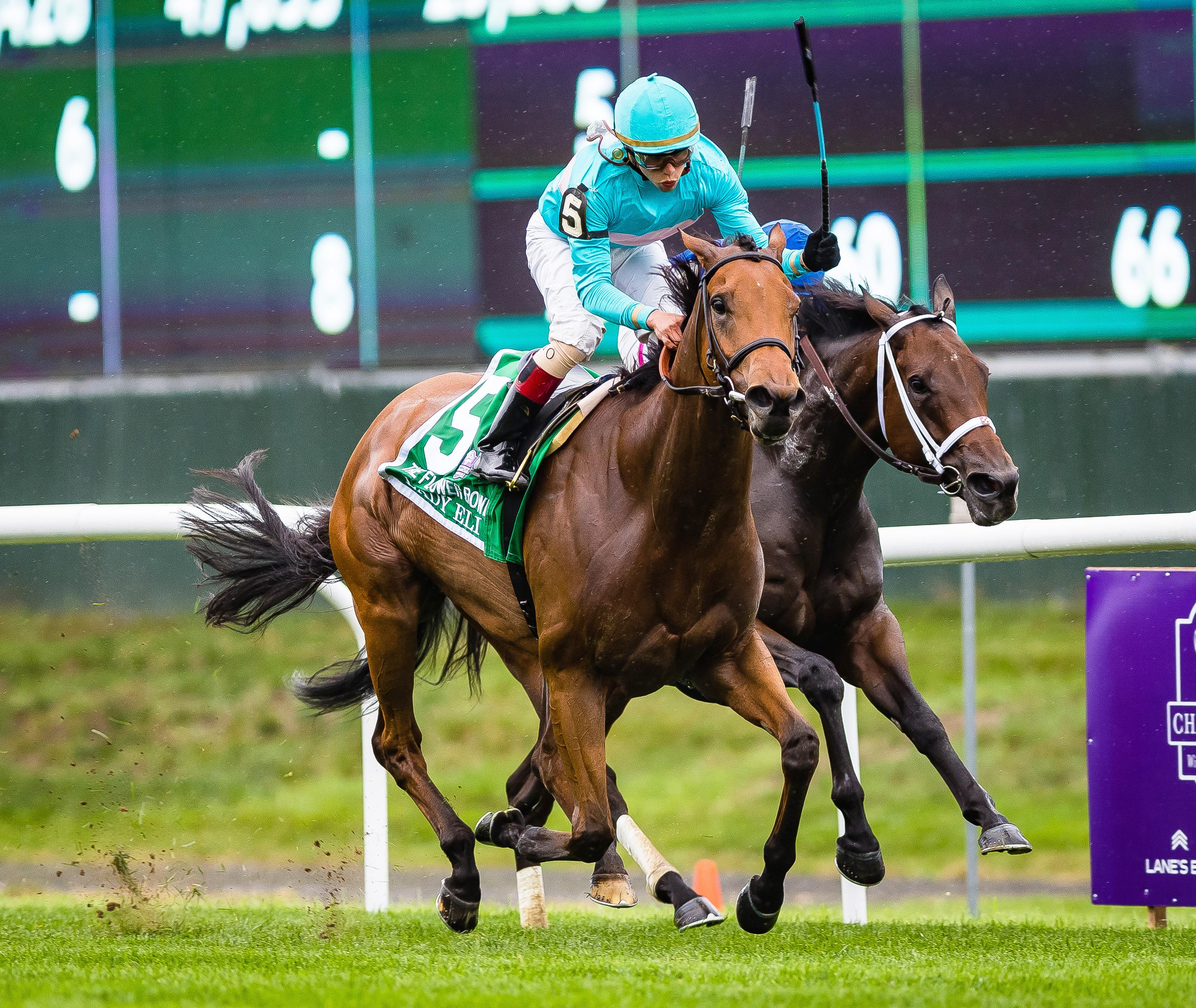 Avenge Has Advantage In Small But Competitive Gamely