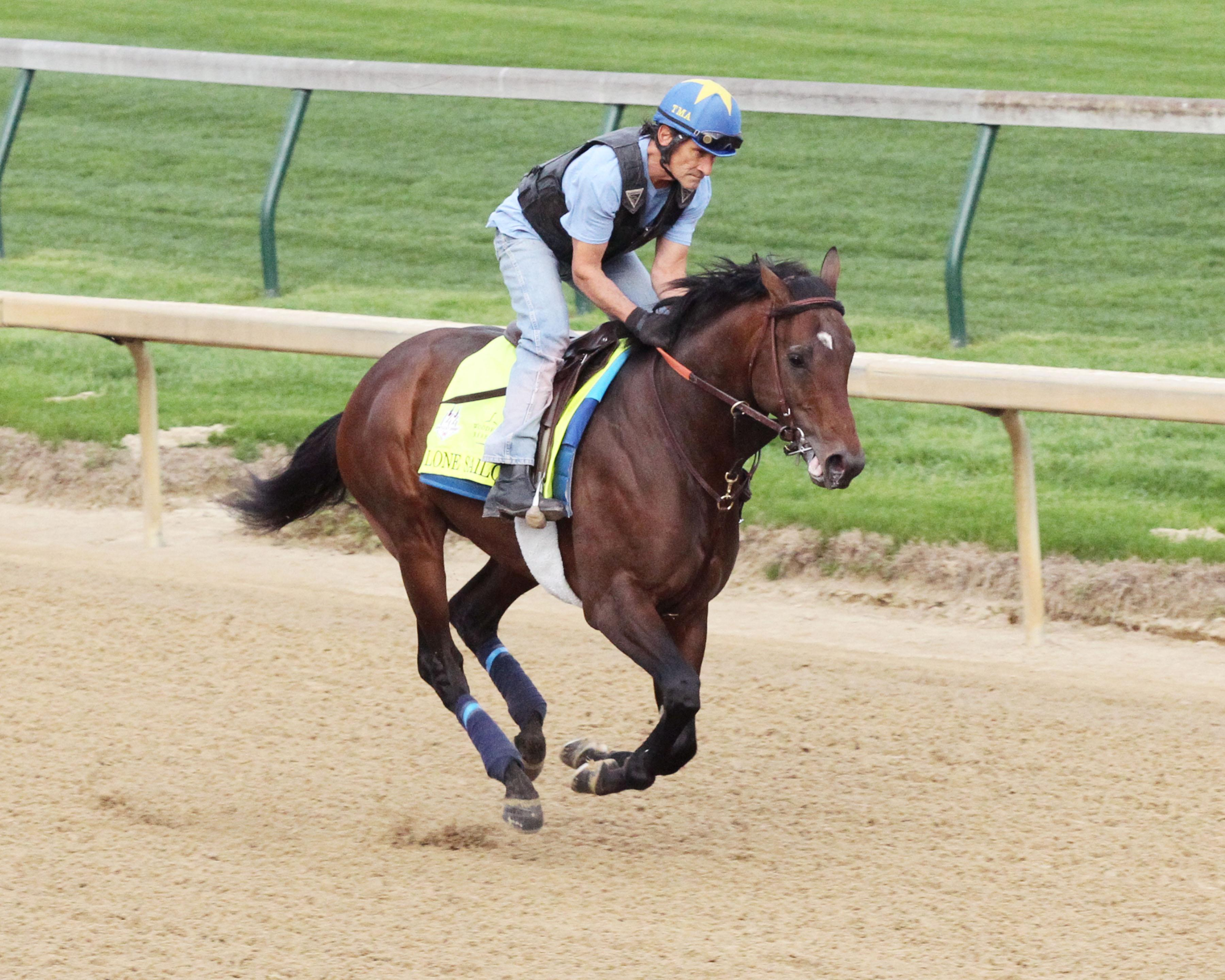 Lone Sailor Kentucky Derby Churchill Downs Tom Amoss Tom Bensom