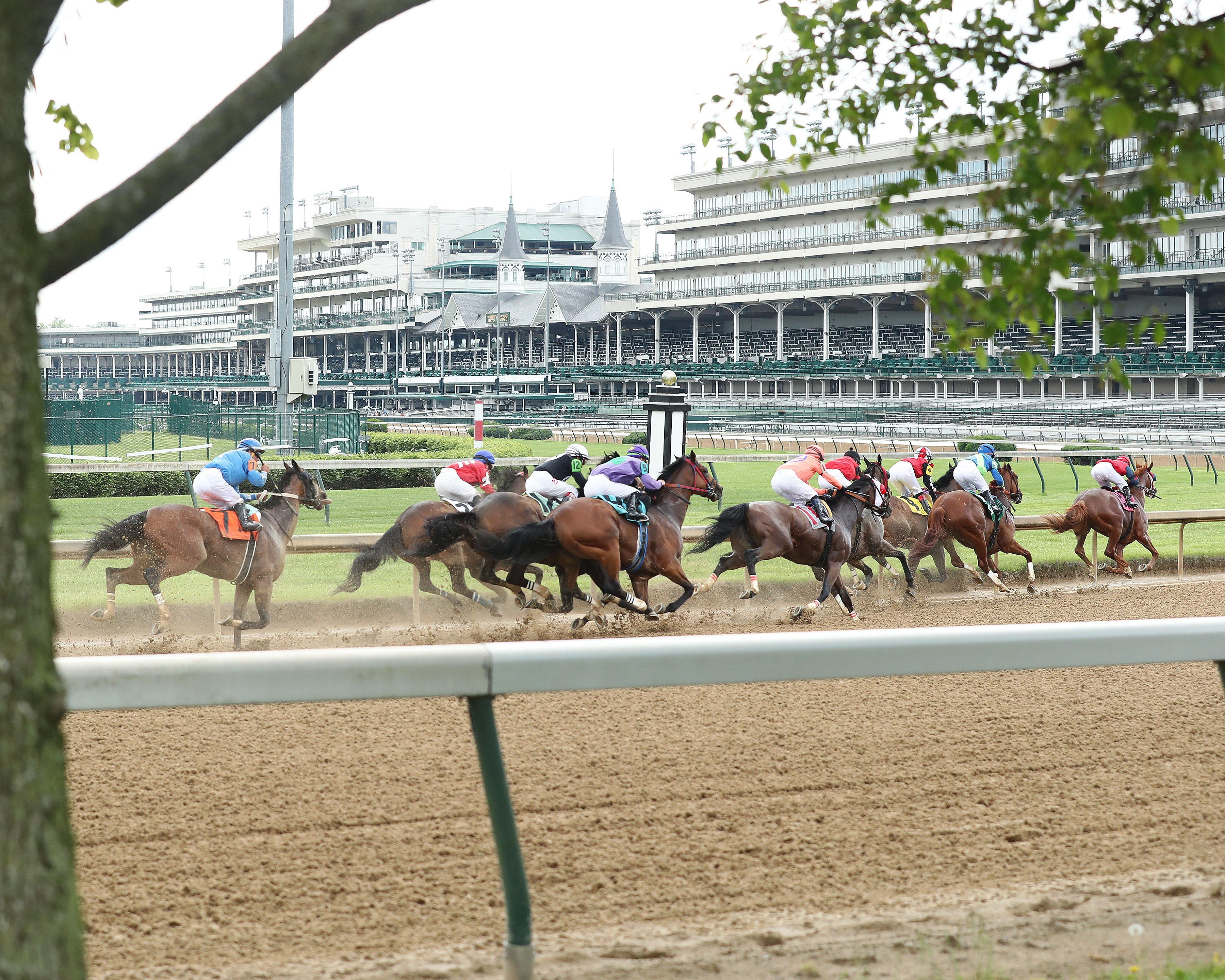 Kentucky Derby to be Run Without Fans