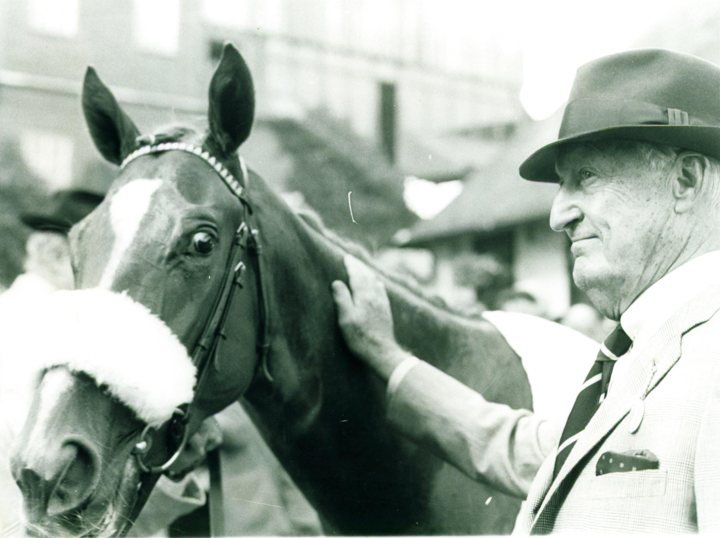 Paul Mellon and Forest Flower