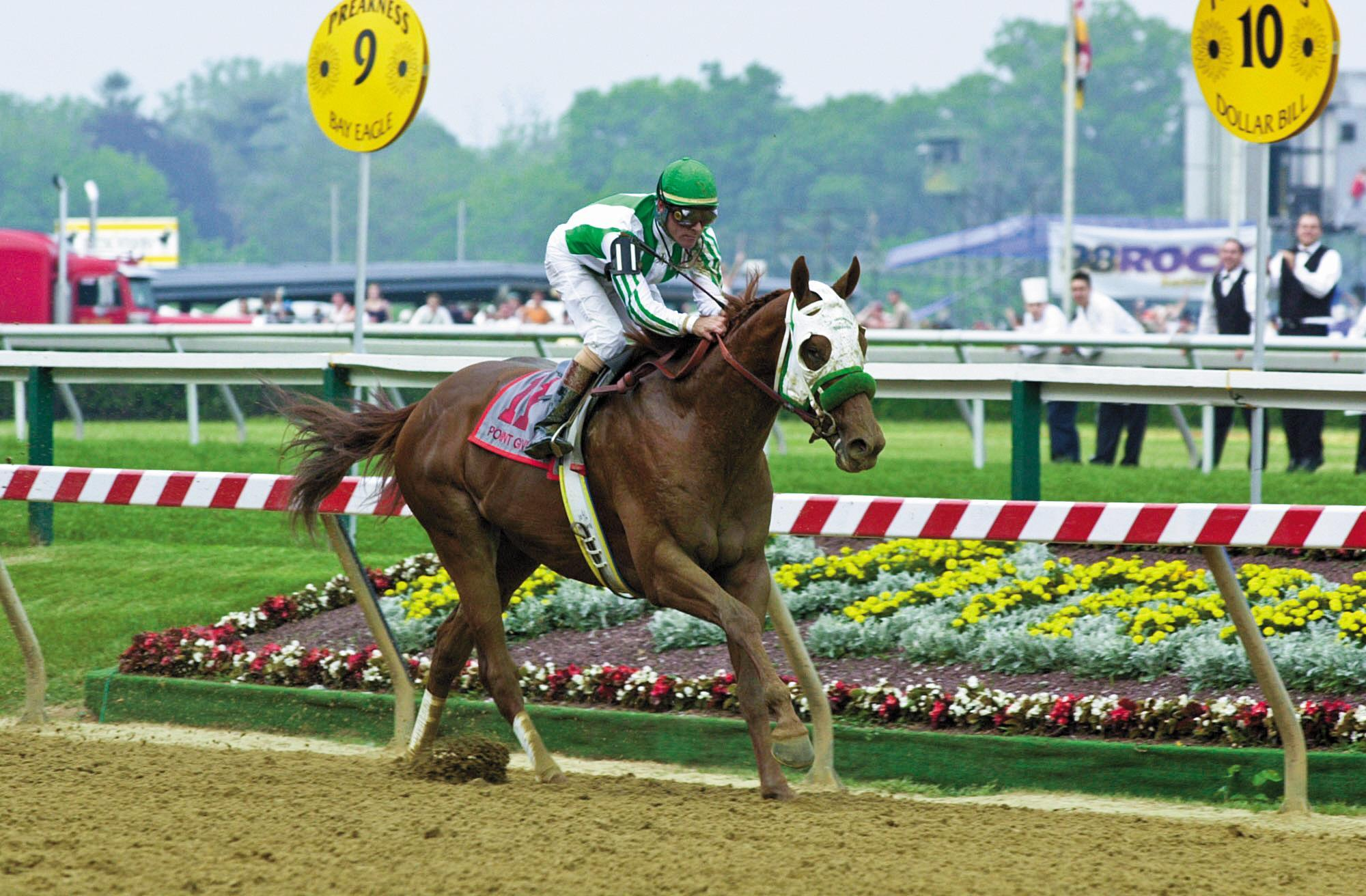 Hall of Famer Point Given Headed to Kentucky Horse Park | America's