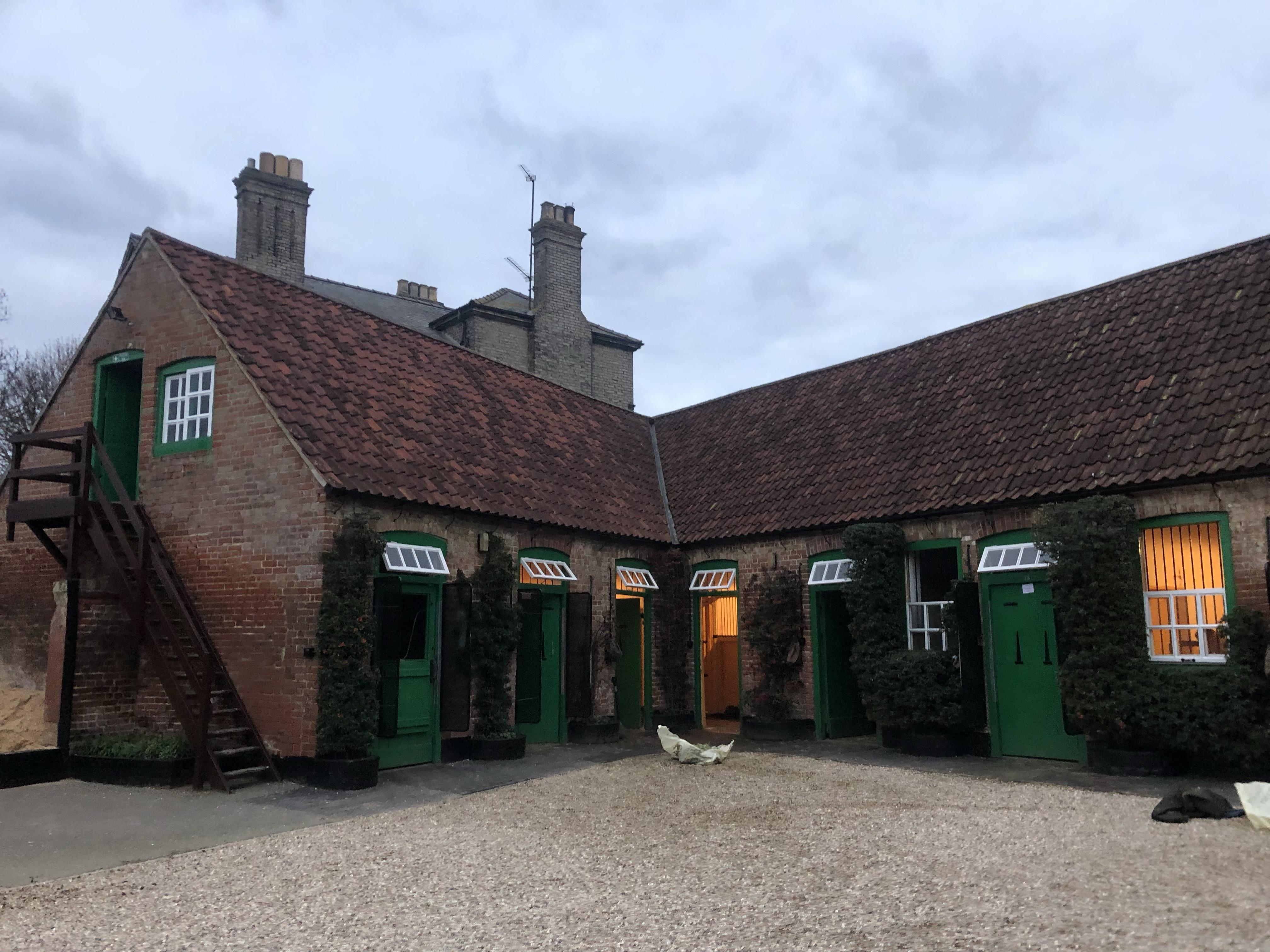 Sir Mark Prescott's stable