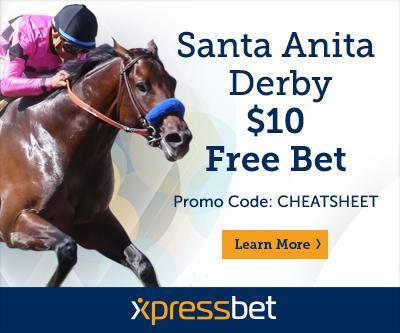 2019 Santa Anita Derby Cheat Sheet   America's Best Racing