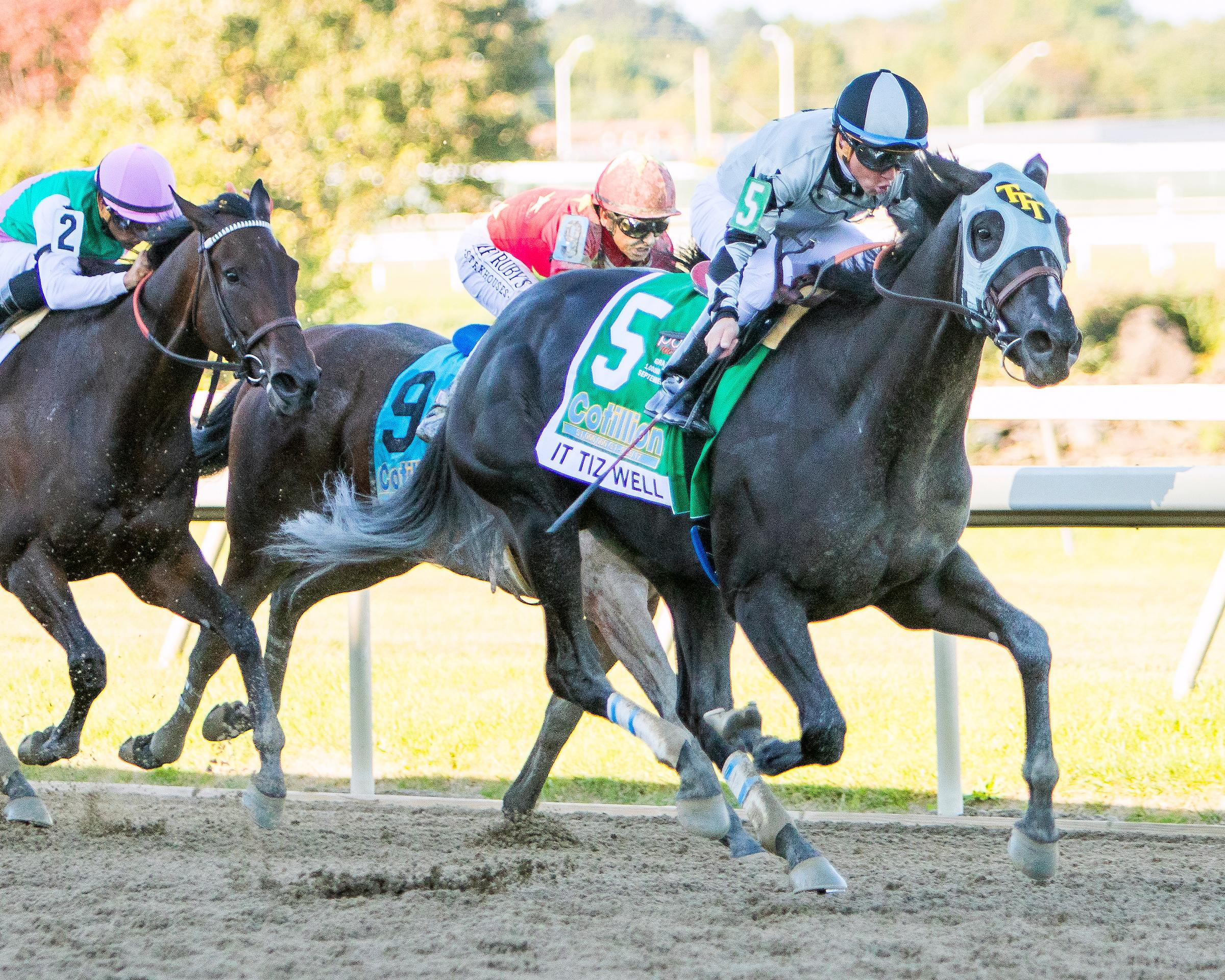 West Coast Dominates Pennsylvania Derby