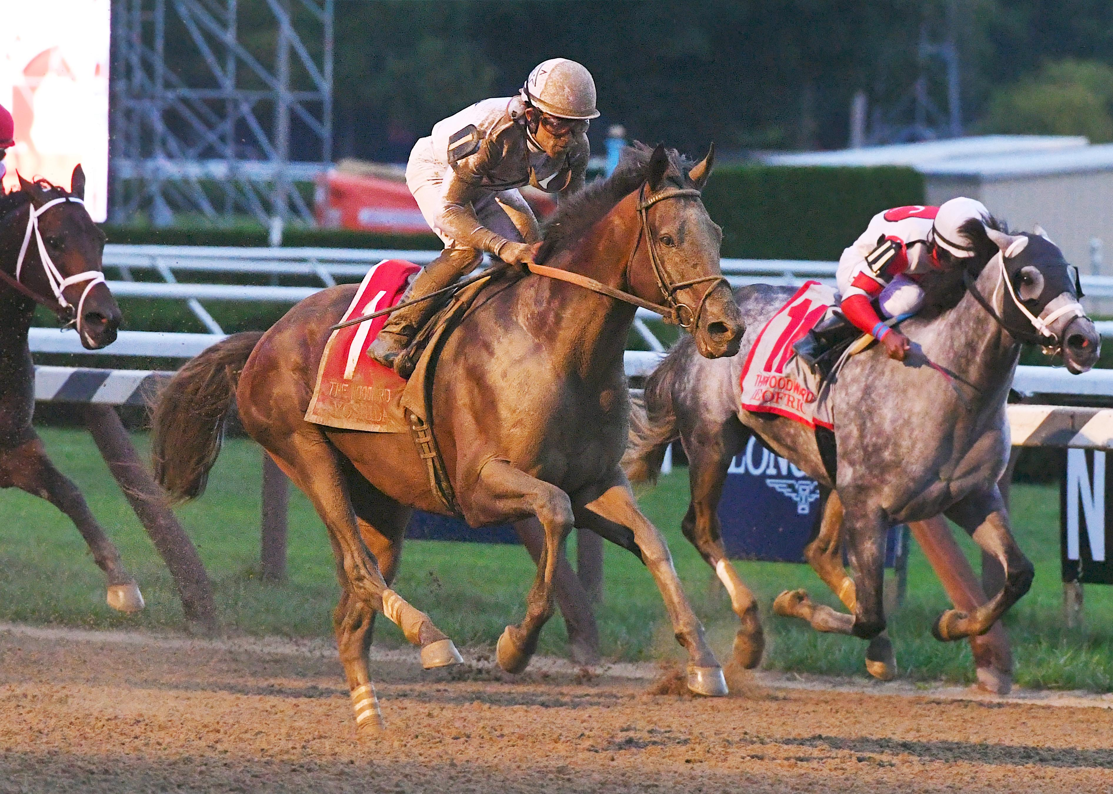 Identifying Top Win Contenders In Talented Whitney Stakes