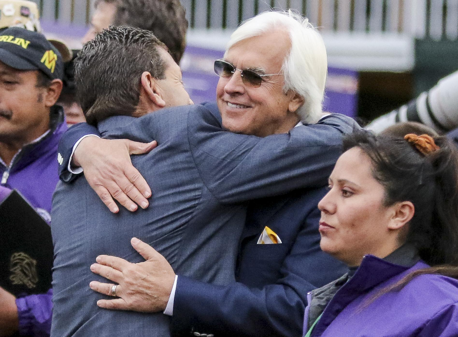 Accelerate favoured in Breeders' Cup Classic from No