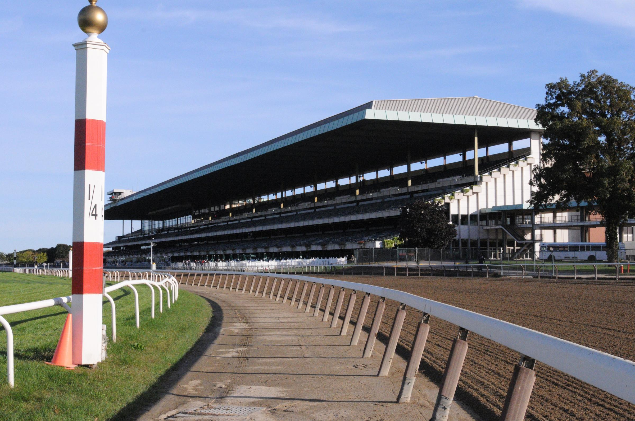 Belmont Racecourse Parking