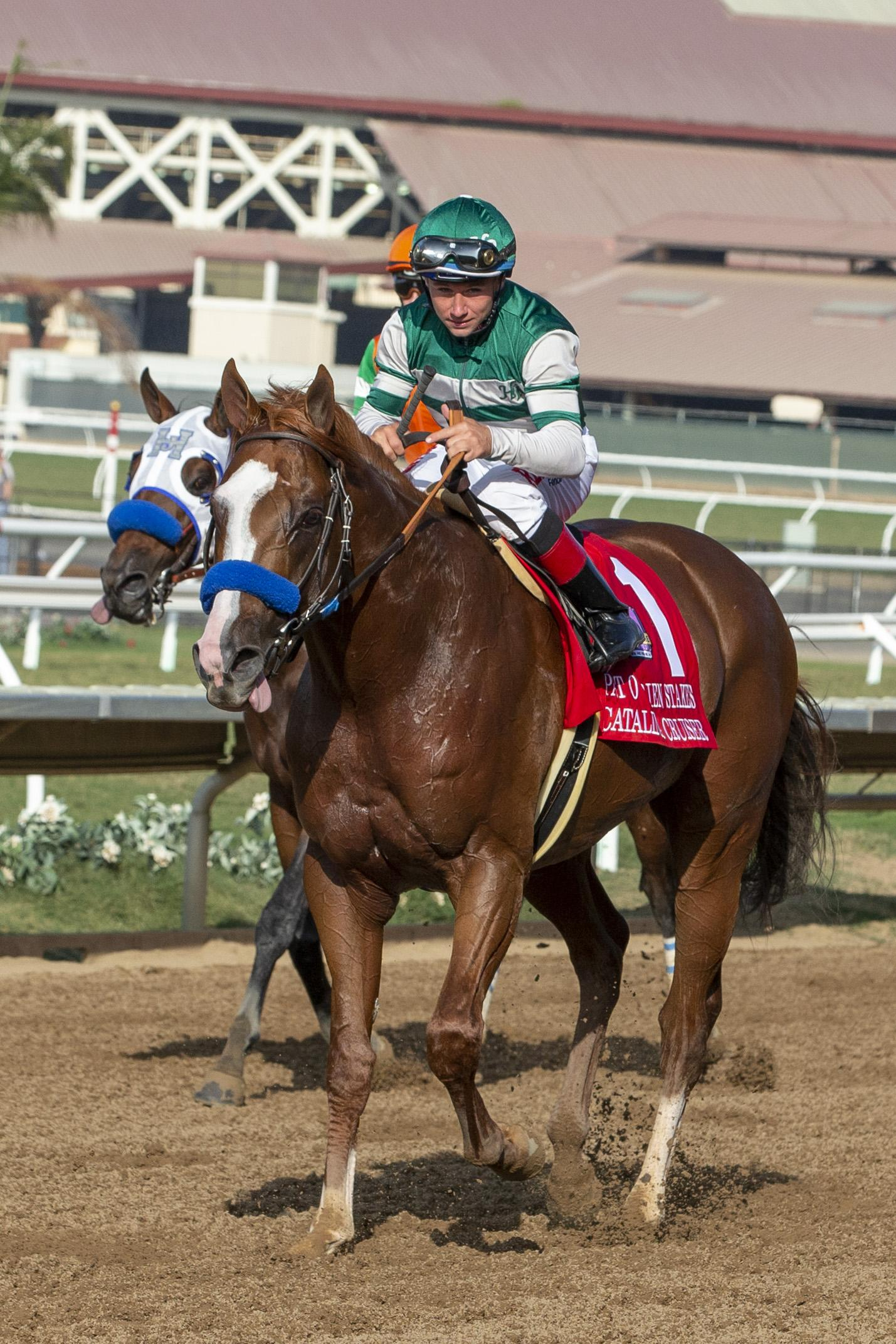 Road To 2018 Breeders Cup Three Heating Up Three