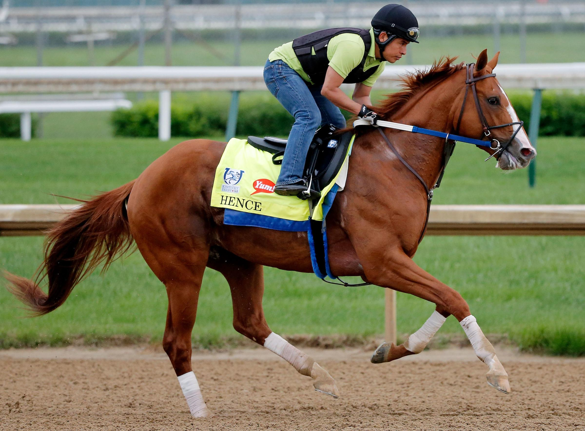 2017 Preakness Stakes Cheat Sheet America S Best Racing