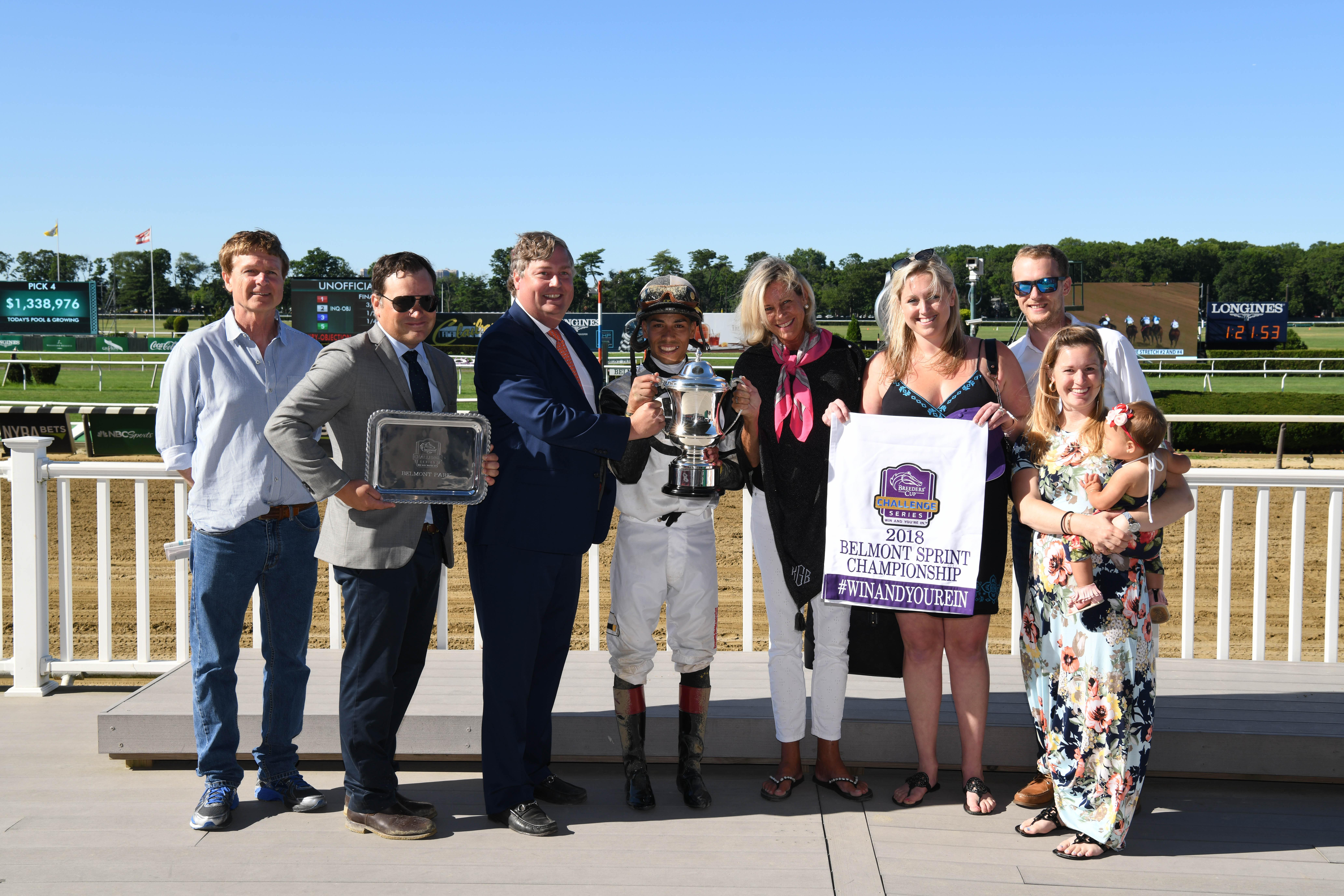 Much To Like About Breeders Cup Sprint Contender