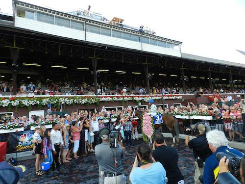 Whitney Diaries Sensational Saturday America S Best Racing