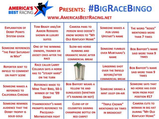 Bigracebingo America S Best Racing