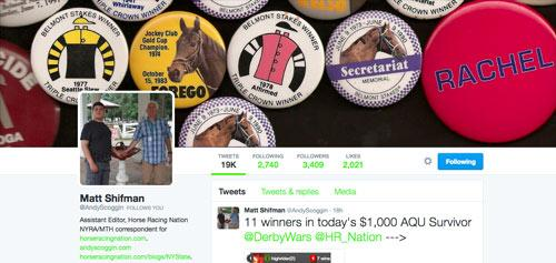 Who to Follow for Kentucky Derby News and Updates