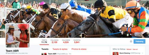 Twitter Accounts To Follow For The Breeders Cup America