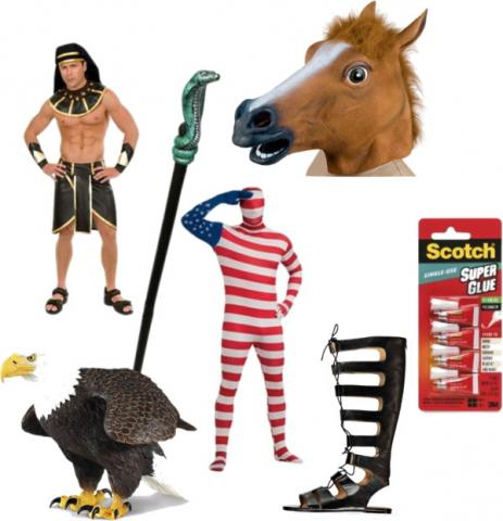 ... of combat boots ($40 Rock and Candy.) Grab two sets of bee finger puppets for $1.19 each from Partypalloza cover both hands with bumblebees ...  sc 1 st  Americau0027s Best Racing & Halloween Costumes Perfect for Breedersu0027 Cup | Americau0027s Best Racing