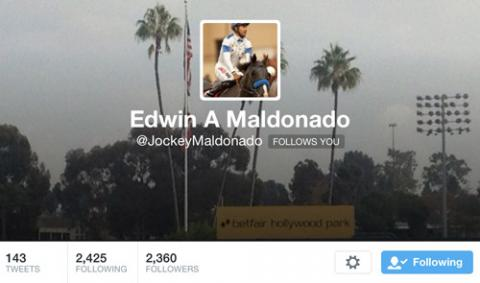 Fifteen Twitter Accounts To Follow For Santa Anita Derby
