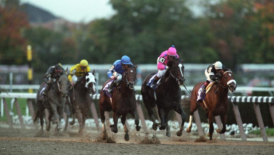 Breeders' Cup Fantastic Finishes: 2001 Classic a Momentary Escape From Reality