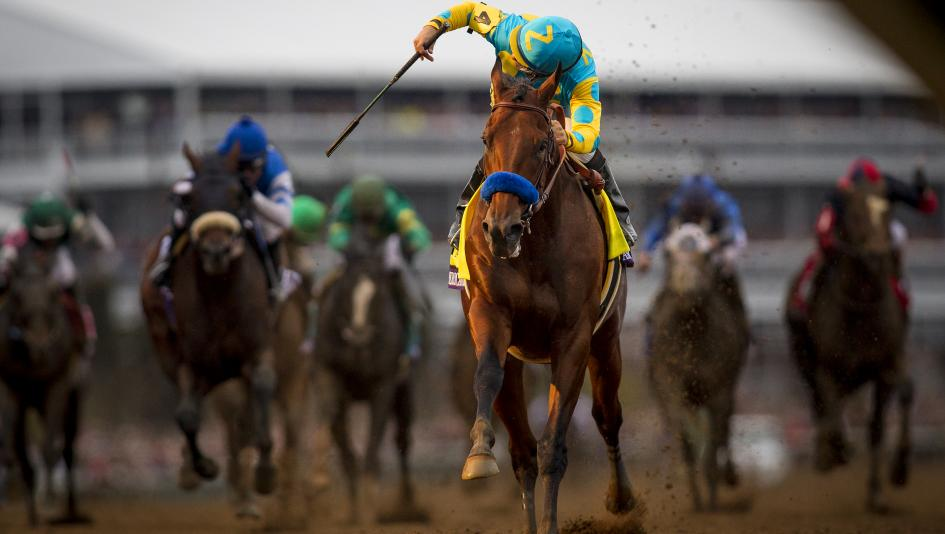 SLIDESHOW: Looking Back at 2015 Breeders' Cup at Keeneland