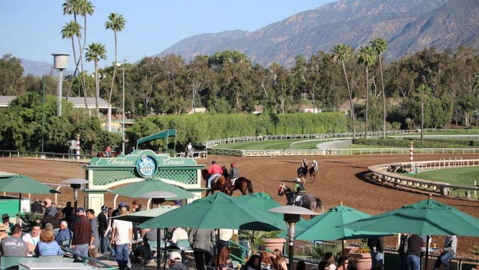 Santa Anita Derby Diaries Friday Follies America S Best