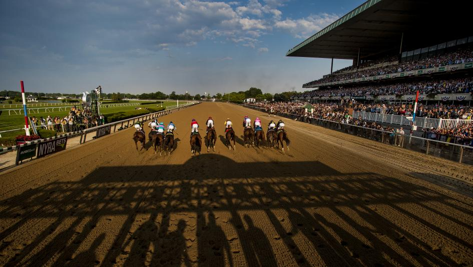 Stay Lucky Picks Action Packed Belmont Stakes Weekend