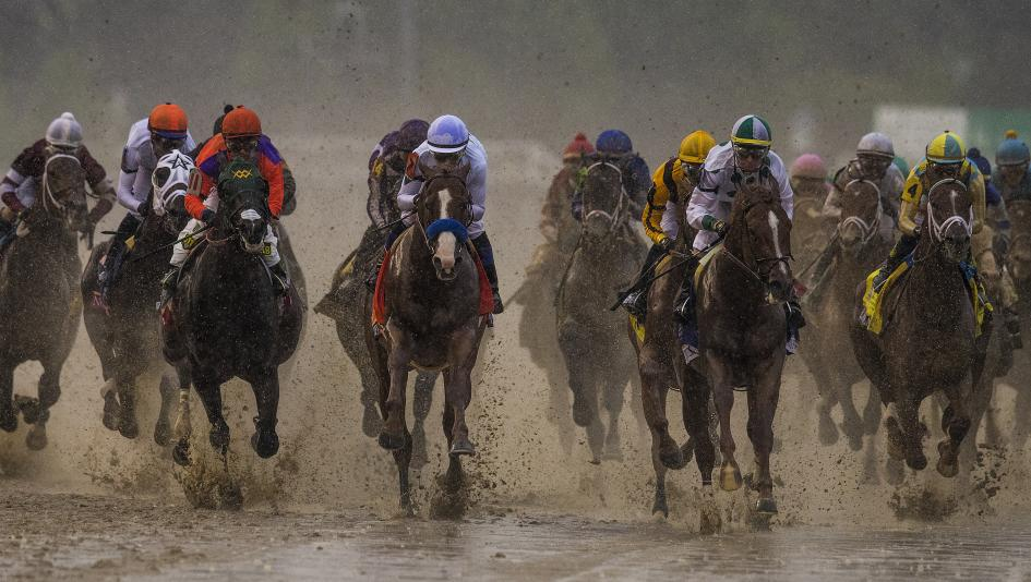 Which 2019 Kentucky Derby Runners Should Benefit From Wet
