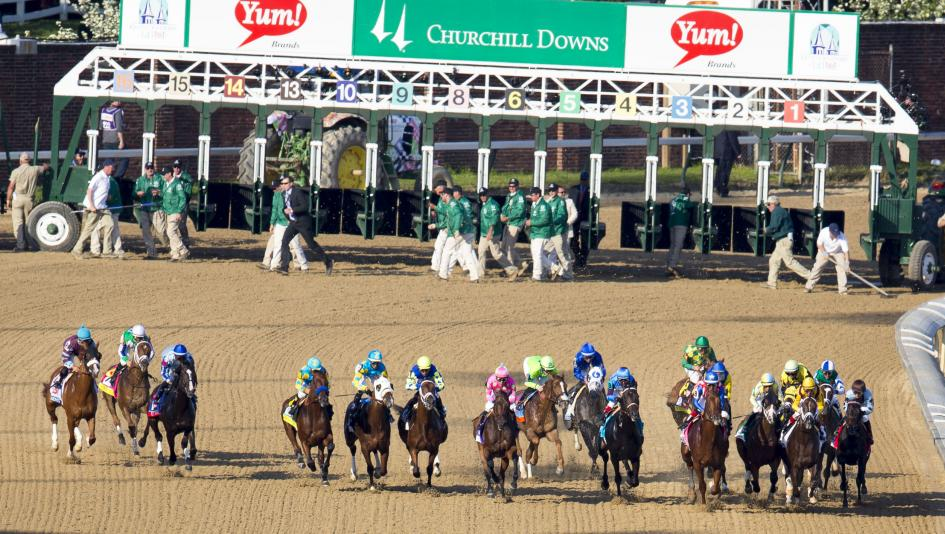 image relating to Kentucky Derby Printable Lineup referred to as Kentucky Derby Posting Work as a result of the Quantities Americas
