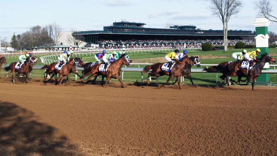 Eng: Navigating the Kentucky Derby Points Chase | America's