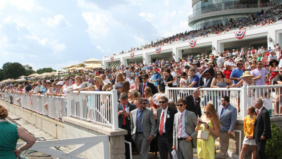 Where To Watch Listen During Arlington Million And