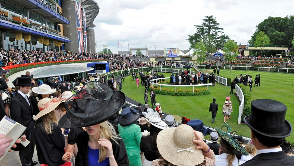 Britain's finest frock up for Royal Ascot