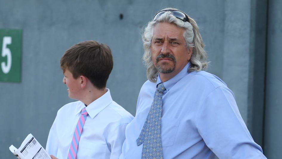 Steve Asmussen was the leading trainer at Oaklawn Park each of the last two years.
