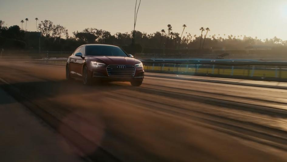 Audi Features Secretariat In New Ad Campaign Americas Best Racing - Audi car commercial