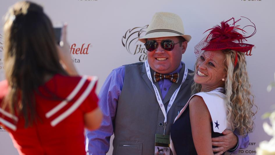 If you can't make it to the Breeders' Cup in person, you can enjoy it with friends with a party at home.