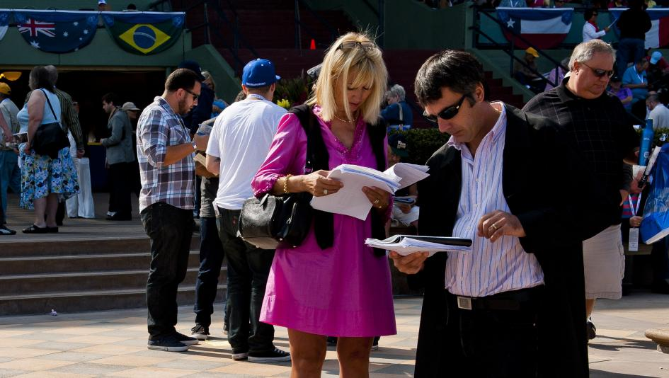 Learning the Game with Richard Eng: Breeders' Cup Betting for Beginners
